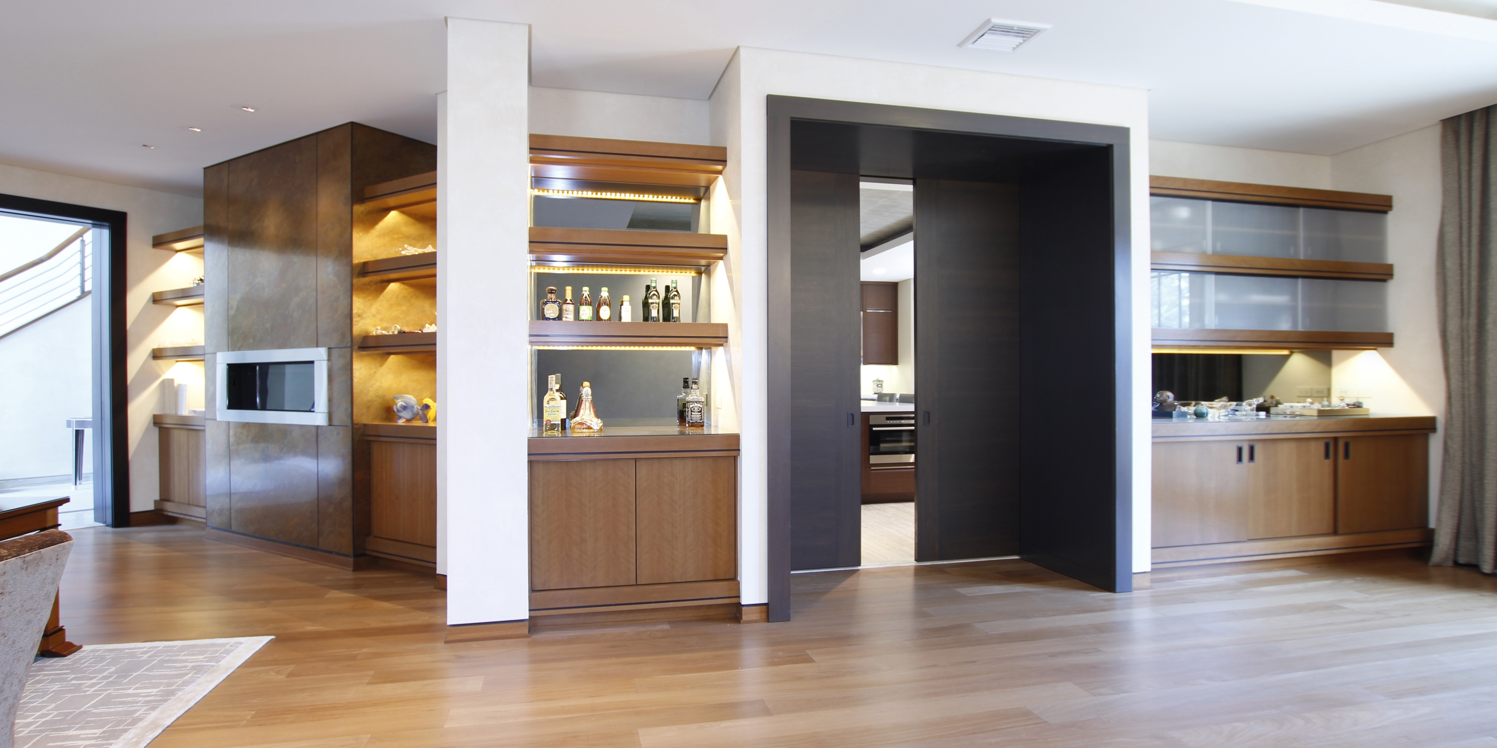 Swan Tile Cabinets